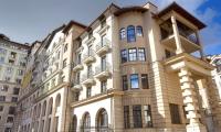 SSG Maxberg® Jura Kalkstein Fassade, Russland