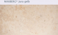 SSG Maxberg® Jura Kalkstein gelb Oberbank geschliffen C220