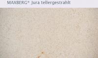 SSG Maxberg® Jura Kalkstein tellergestrahlt Castello