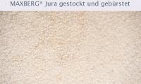 SSG Maxberg® Jura Kalkstein gelb Robustica gestockt und gebürstet