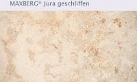 SSG Maxberg® Jura Kalkstein gelb geschliffen C220