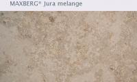 SSG Maxberg® Jura Kalkstein melange gemischtfarbig geschliffen